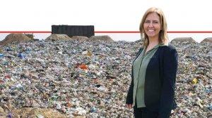 השרה לאיכות הסביבה גילה גמליאל | עיבוד צילום: שולי סונגו ©